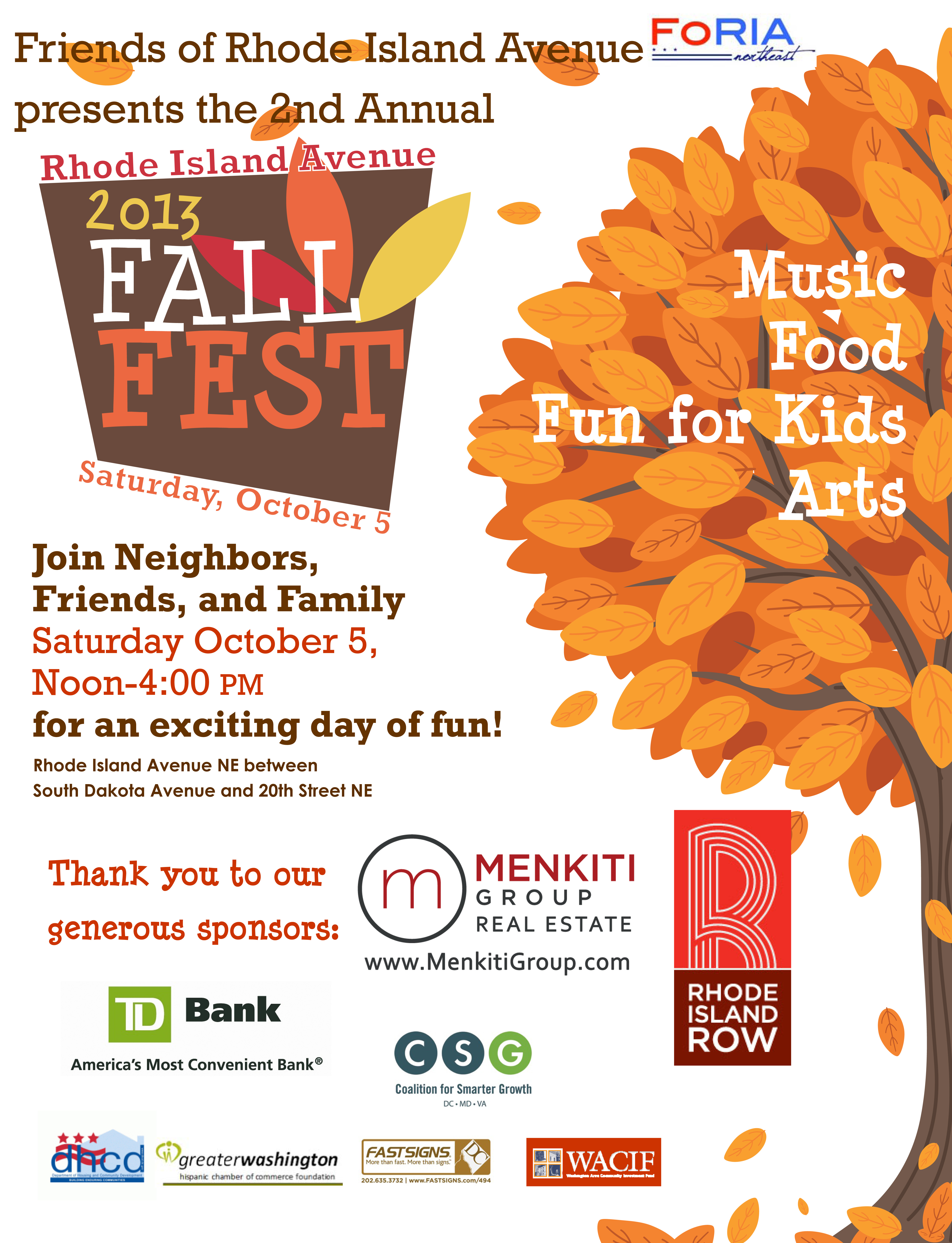 Fall Fest Pictures Fall Fest 2013 Poster